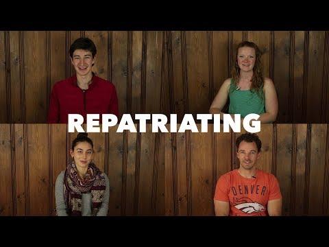 Repatriating
