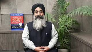 Mr. Khera's Leadership Program For Sikh Youth
