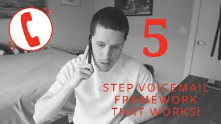 How to Leave an Effective Cold Call Voicemail - Get Call Backs!