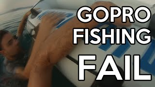 preview picture of video 'GoPro HD: Fishing FAIL'