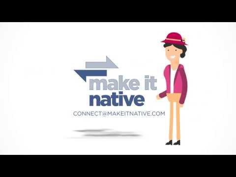 Make It Native Türkçe Tanıtım Filmi