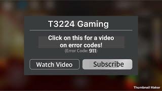 Roblox Error 267 Fix