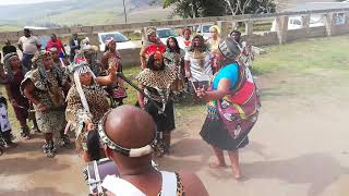 Sangoma Dance,  Ritual Dance.