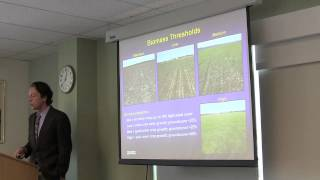 STAR Seminar: W. Dean Hively: Measuring cover crop performance in the Eastern Shore landscape