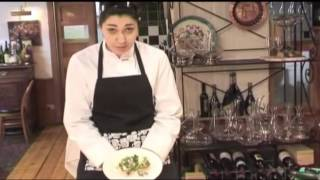 Regional Italian Cuisine Campania Cooking - part 1 of 3