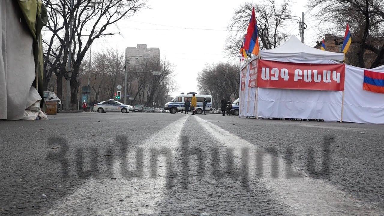 Հայաստանում աննախադեպ իրավիճակներ են բոլոր ուղղություններով