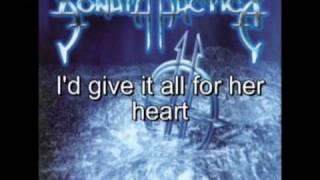 Sonata Arctica Kingdom for a heart with lyrics