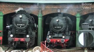 Train hard Staßfurt 01.02 - Steam Train - trains