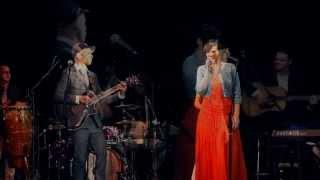 Video Vojtaano & Band ft. Pavla Bečková - Večer (LIVE 2011)