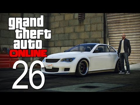 GTA 5 Online - Episode 26 - Vehicles For Simeon!