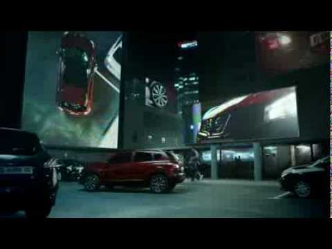 Nissan Commercial for Nissan Qashqai 360 (2013) (Television Commercial)