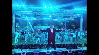Anchor Sanjay Hosting Funshine 2020 New Year Party at Sunnys World Pune
