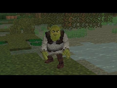 Shrek 1 14 Vanilla Java Minecraft Data Pack