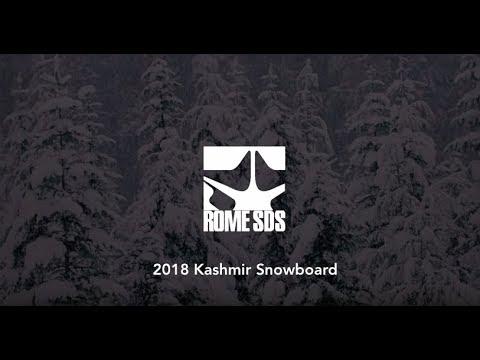 2018 Rome Kashmir Snowboard (Women's) – Review – TheHouse.com