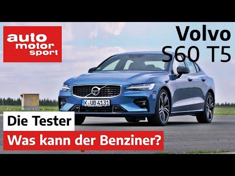 Volvo S60 T5: Noch ohne Mild-Hybrid eine Empfehlung? - Test/Review | auto motor und sport