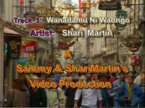 SHARI MARTIN _ WANADAMU NI WAONGO. (OFFICIAL VIDEO)