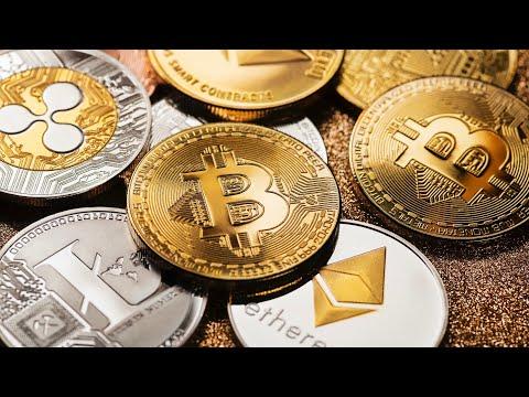 kriptogrāfijas investīciju pasaule