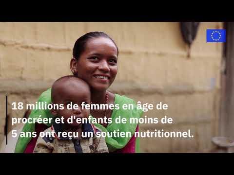 Réalisations de l'UE en matière de sécurité alimentaire et nutritionnelle et d'agriculture durable.