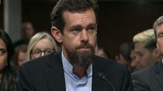 Jack Dorsey: Not proud of how Twitter has been weaponized