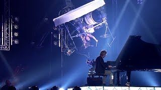 HAVASI — The Duel | Drum & Piano - LIVE (Official Video)