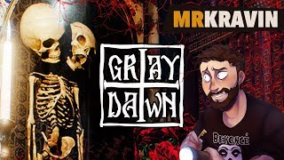 Gray Dawn [Full Playthrough] - Religious Horror Murder Mystery Game