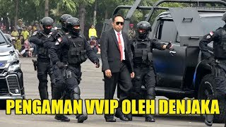 Download Video Aksi Gila DENJAKA MARINIR dalam Pengamanan VVIP MP3 3GP MP4