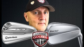 Ping I500 V TaylorMade P790 Battle Of The Hollow Heads!
