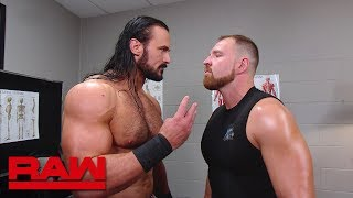 Is Seth Rollins trying to recruit Drew McIntyre into The Shield?: Raw, Sept. 24, 2018 - Video Youtube