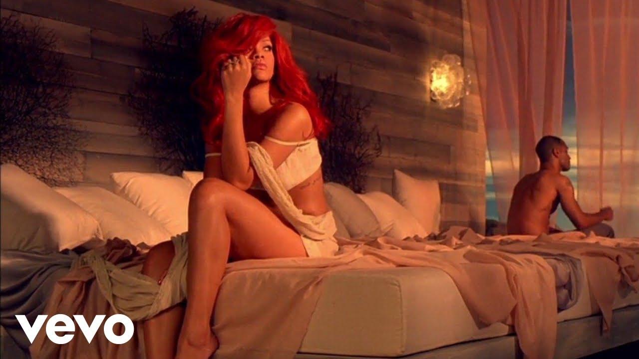 Lirik Lagu Rihanna California King Bed