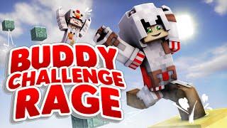 VERZWEIFLUNG bei Buddy Challenge Jump League   Lumpi & @minimichecker