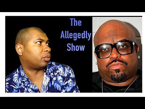 The Allegedly Show: The Roast of Ceelo New Fresh Prince, I Remix Wap & Celebrity Gossip