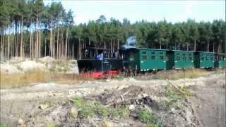 preview picture of video '22. Internationales Feldbahntreffen Weißwasser Teil 1 vom 13.10.2012'