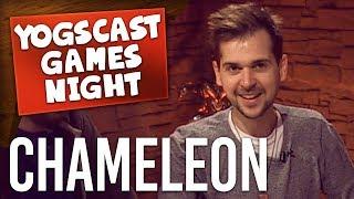 HE'S LYING! | The Chameleon (Games Night)