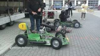 preview picture of video 'Historische K-Wagen beim Classic Cup in Köthen'