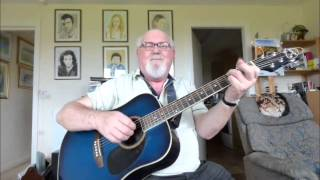 Guitar: I'm Troubled (Including lyrics and chords)
