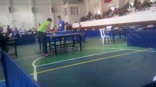balıkesir gençler masa tenisi