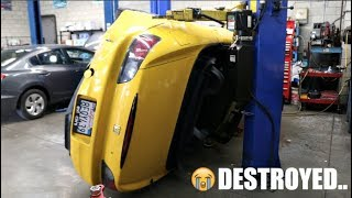 Mechanic Shop Destroyed My New S2000.. (TOTALED)