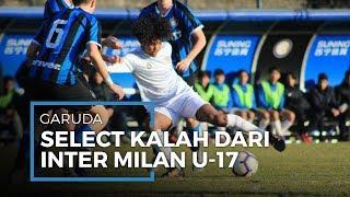 Uji Coba di Italia Garuda Select Harus Terima Kekalahan dari Inter Milan U-17