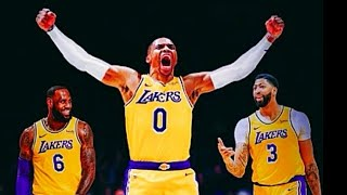 LeBron James Gets Russell Westbrook On Lakers In Wizards Trade!
