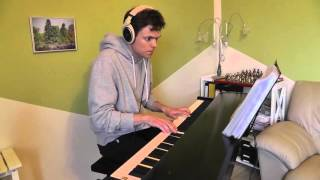 5 Seconds Of Summer - The Girl Who Cried Wolf - Piano Cover - Slower Ballad Cover