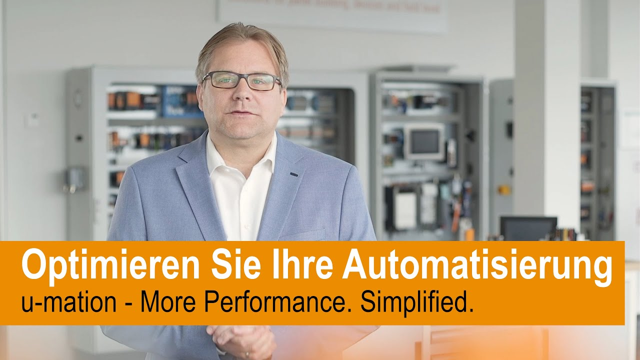Die beste Antwort für Ihre Automatisierungslösung - Bereit für die Automatisierung der Zukunft