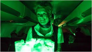 Best View of Northern Lights? Airline takes tourists above clouds to see aurora borealis