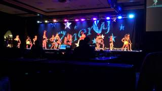 Energy National Dance Competition Opening Numbers Showcase 2015.