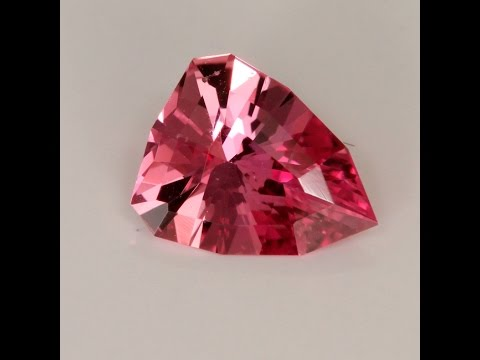 Fine Pink Sapphire 1.88 Carats Natural Color