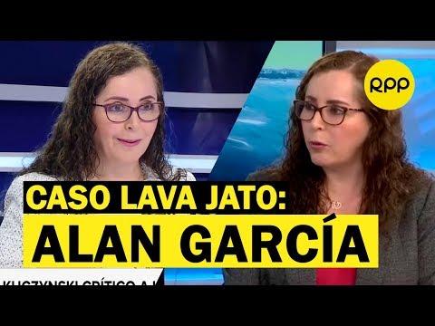 ANTES Y AHORA: Esto dijo Rosa Bartra sobre Alan García y el informe Lava Jato