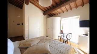preview picture of video '4* Hotel Lucca, Interior Design in Rooms and Public Areas'