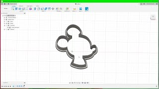 Making Cookie Cutters Using Fusion 360 And Cura