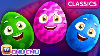 ChuChu TV Classics - Old MacDonald Had A Farm | Surprise Eggs Nursery Rhymes