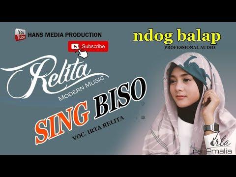 , title : 'RELITA - SING BISO - irta'