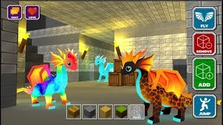 Dragon Craft [Minecraft Dragon Mod] Android Gameplay